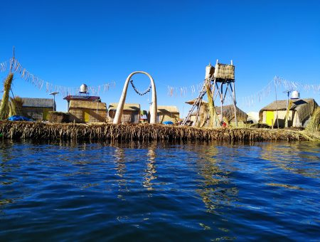 2 Day: Uros Boat Trip & Overnight + Puno to Tiwanaku to La Paz Tour
